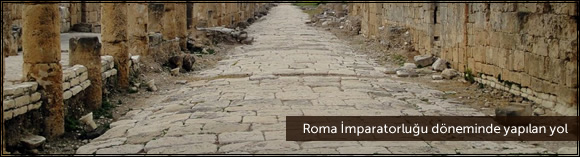 roma-yolu